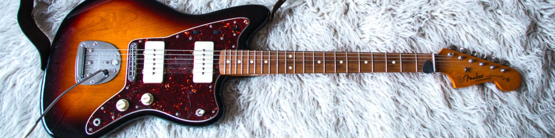 Fender Jazzmaster - e-gitarrenguru.de