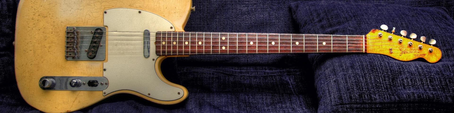 Telecaster - E-Gitarrenguru.de